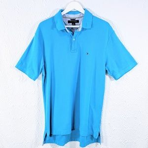 Tommy Hilfiger 100% Cotton Short Sleeve Polo